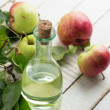 Apple vinegar — Stock fotografie