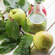 Foto de Stock  : Apple vinegar