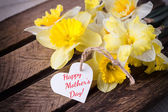 Elegant flowers for Mother's Day — Stock Photo