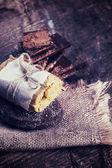 Handgjord tvål — Stockfoto