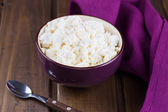 Cottage cheese — Stock Photo