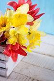 花のポストカード — ストック写真
