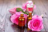 основные ароматическим маслом — Стоковое фото