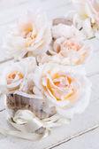 新鲜玫瑰 — 图库照片