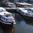 Excursion Boats — Stok fotoğraf