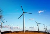 Vindkraft — Stockfoto