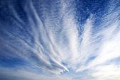 Clouds, cumulus — Stock Photo