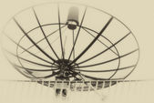 Satellite Antenna — Foto Stock