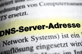 DNS Server Address — Stock Photo