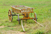 Horse cart — Stock Photo