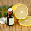 Foto Stock: Essential oil