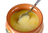 Melted butter (ghee) — Stock Photo