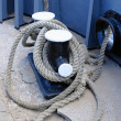 Stock Photo: Ship knot