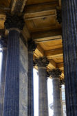 Columns of the Kazan Cathedral — Stock Photo