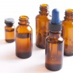 Medicine bottles — Stock Photo