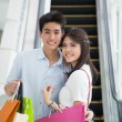 Let's go shopping — Stock Photo