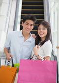 Let's go shopping — Stock Photo