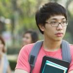Sad Student — Stock Photo #39394953