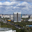 City landscape - the Southwest of Moscow. Russia — Stock Photo