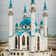 The mosque Qol Sharif in the city of Kazan. — Stock Photo