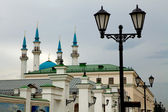 "The mosque ""Qol Sharif"" in the city of Kazan. — Stock Photo"