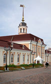 Artillery Court in The Kazan Kremlin. — Stock Photo