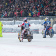 Ice Speedway Gladiators World Championship 2013 — ストック写真