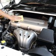 Stockfoto: Wipe car engine