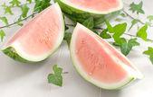 Chunks of watermelon — Stock Photo