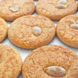Almond cookies — Stock Photo #22223289