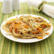 Fettuccine — Stock Photo #22228997