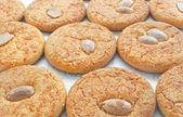 Biscoitos de amêndoa — Foto Stock