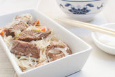 Asian meat — Stock Photo