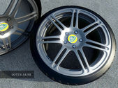 Wheels_lotus — Stock Photo