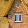 Gable roof — Stock Photo