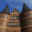 Town's Landmark Luebeck — Stock Photo #18951489