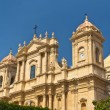World Cultural Heritage Noto - Stock Photo