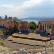 Teatro Greco Taormina — Stock Photo #20878703