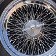 Stock Photo: Car rim