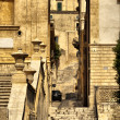 Old town of Noto — Stock Photo