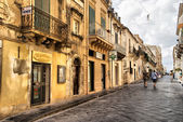 Noto, Province of Siracusa — Stock Photo