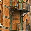 Balconies — Stock Photo #27743491