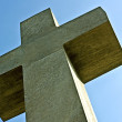 Cross in sky — Stock Photo #28496455