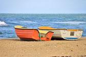 Cais para barcos — Foto Stock