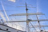 Sailing ship — Stock Photo