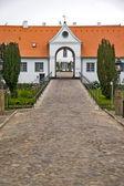 Gluecksburg Castle — Stock Photo