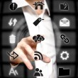 Web services — Foto Stock #24615903