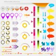Infographic arrows — Stock Vector #28818703