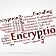 Stock Vector: Encryption