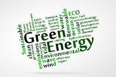 Green Energy — Stock Vector